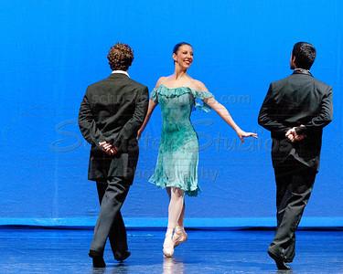 """Tango Caprice"" Corpus Christi Concert Ballet Choreography: John Clifford"