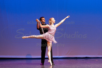"""Let's Dance"" Corpus Christi Concert Ballet Choreography: Thom Clower"