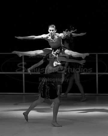 """Metamorphosis"" Allegro Ballet of Houston Choreography: Paloma Braggiato"