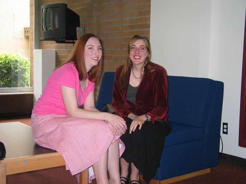 Kari and Clea...