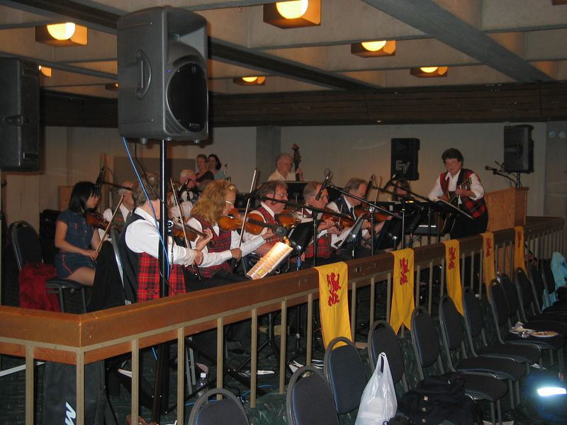 The Vancouver Fiddle Orchestra