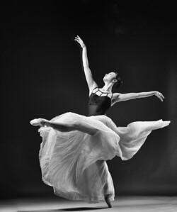 Jan. 5, 2020 - New York, NY   Dancer Zhong-Jing Fang , soloist at ABT in NY,  captured in studio  Photographer- Robert Altman Post-production- Robert Altman