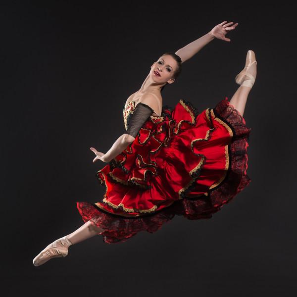 Dancer: Maria Vittoria Villa , Martha Graham Dance Company