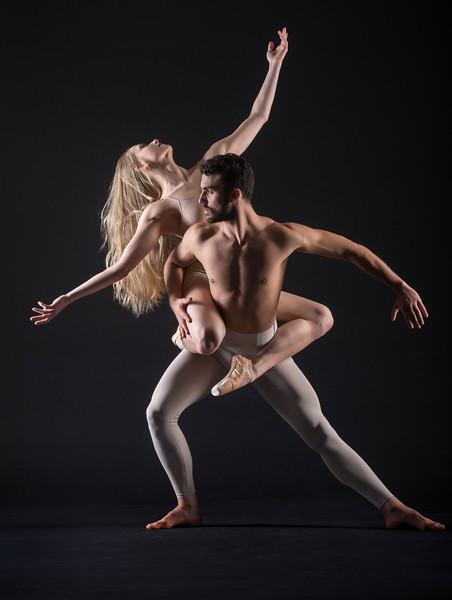 Dancers:  Antonio Cangiano and Jessica Sgambelluri, Graham 2