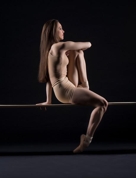 Dancer:  Maria Villa, Martha Graham