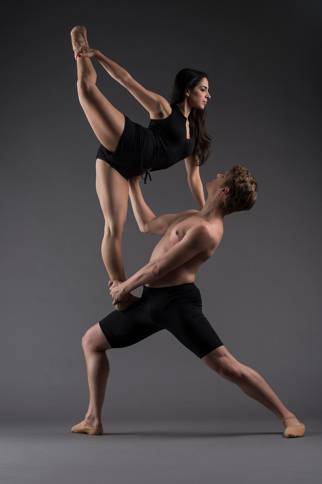 Dancers: Taylor Kindred and Dafni Mari