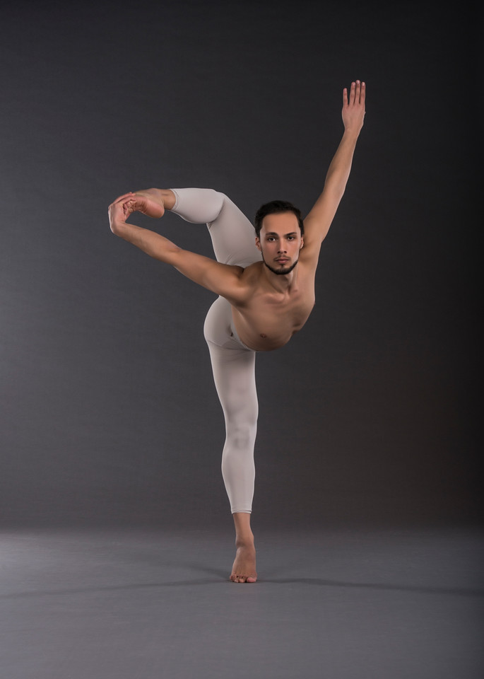 Dancer: Alessio Crognale, Graham 2
