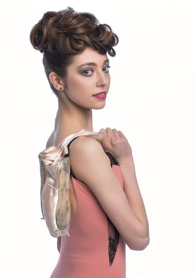 Dancer: Alisa Korkhin, MUA: Eve Love, Hair Styling: Angelo Canales