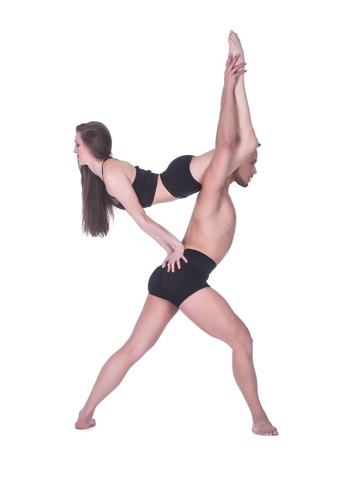 Dancers: Alessio Crognale and Maria Villa, Graham 2
