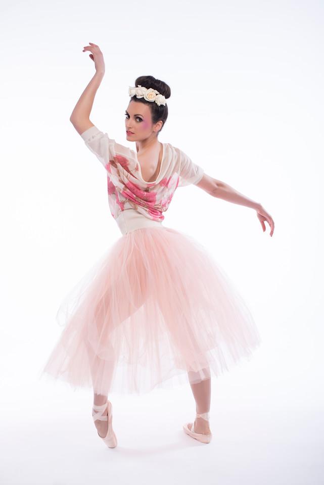 Dancer: Joanna Wronska