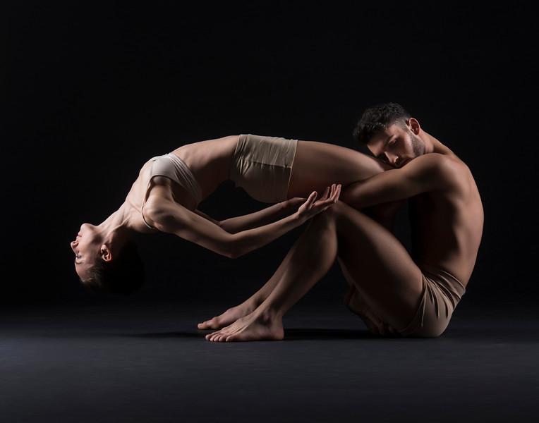 Dancers: Anne Souder and Antonio Cangiano, Martha Graham Dance Company