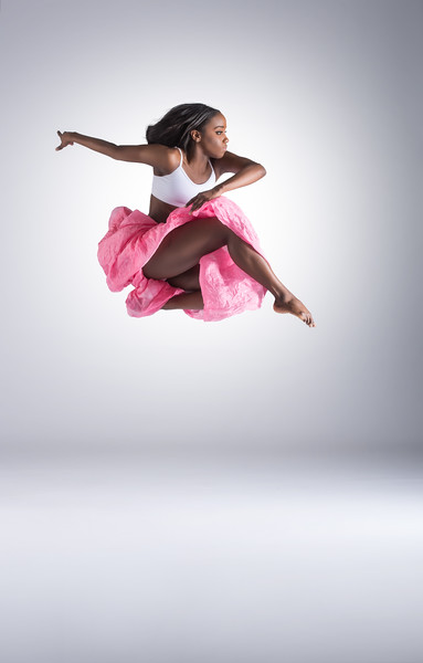 Dancer: Judea Edwards, Joffrey Ballet