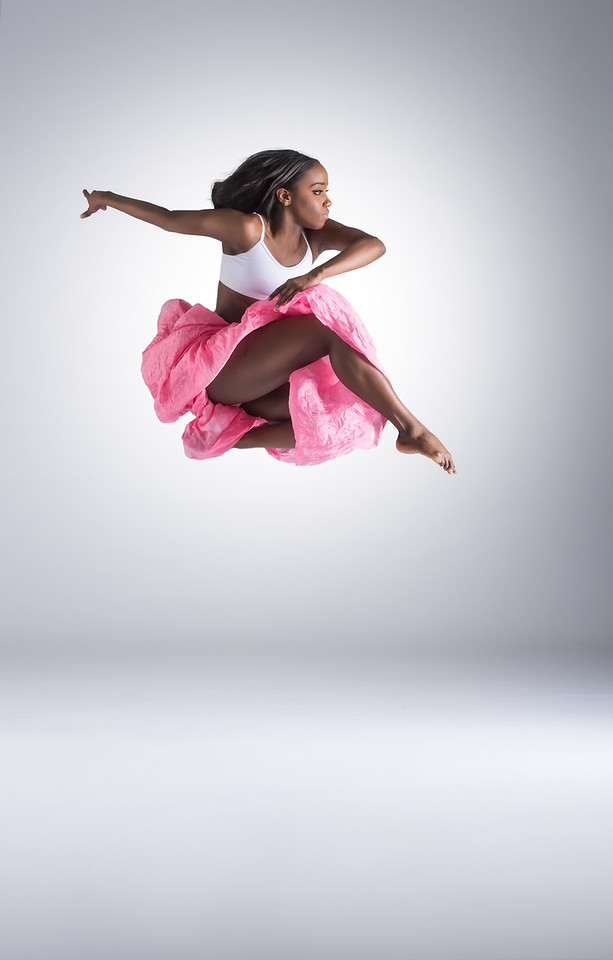 Dancer: Judea Edwards, Joffrey Ballet