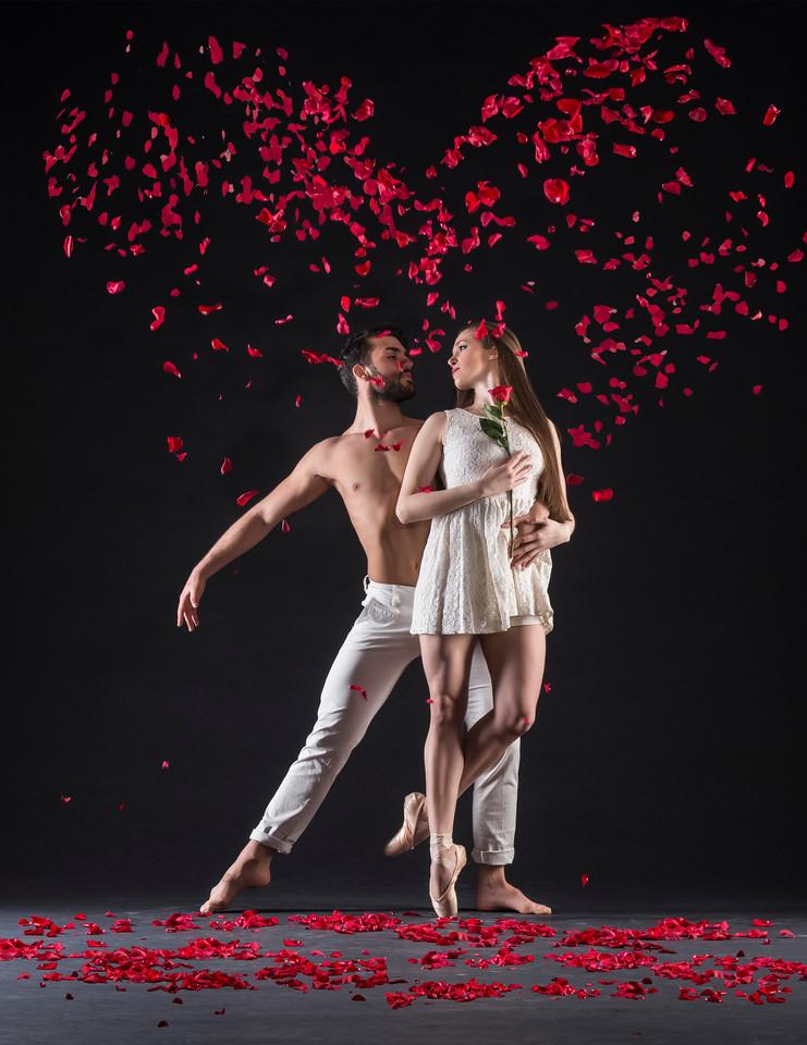 Dancers:  Antonio Cangiano  and Maria Villa, Graham 2