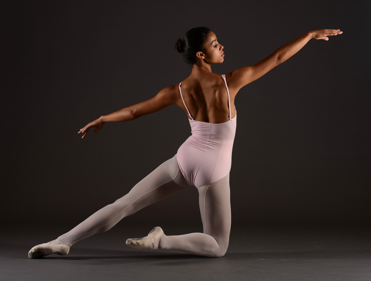 Dancer: Cajai Fellows Johnson