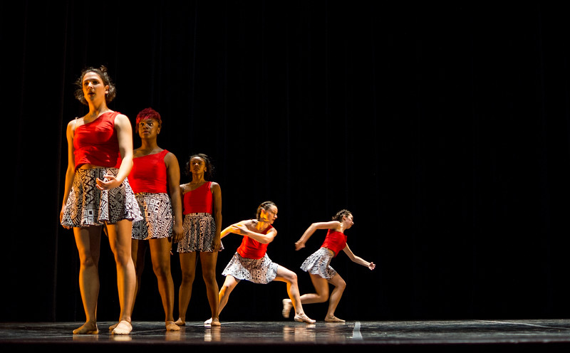 Alonzo King Lines Ballet BFA Program at Dominican University