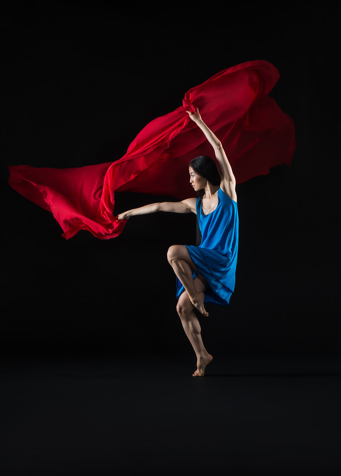 Peiju Chien-Pott, Principal Cancer of Maratha Graham Dance Company