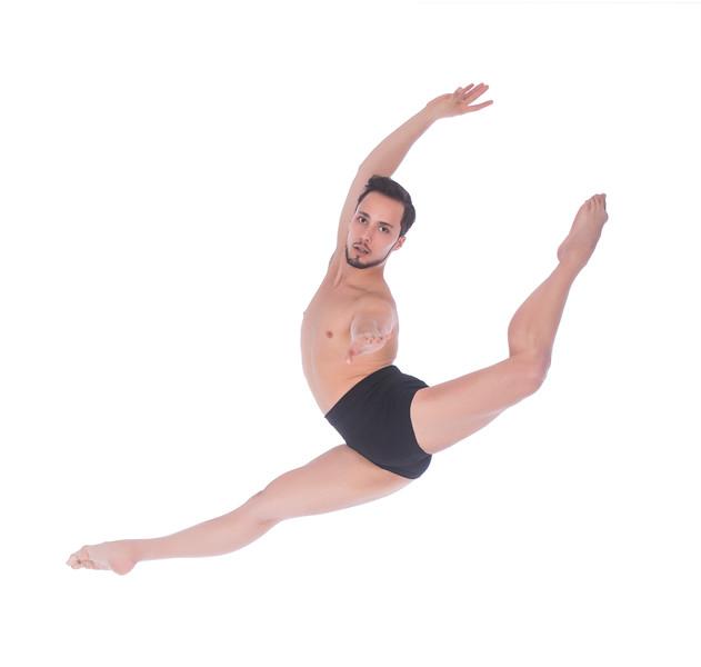 Dancer: Alessio Crognale, Martha Graham Dance Company