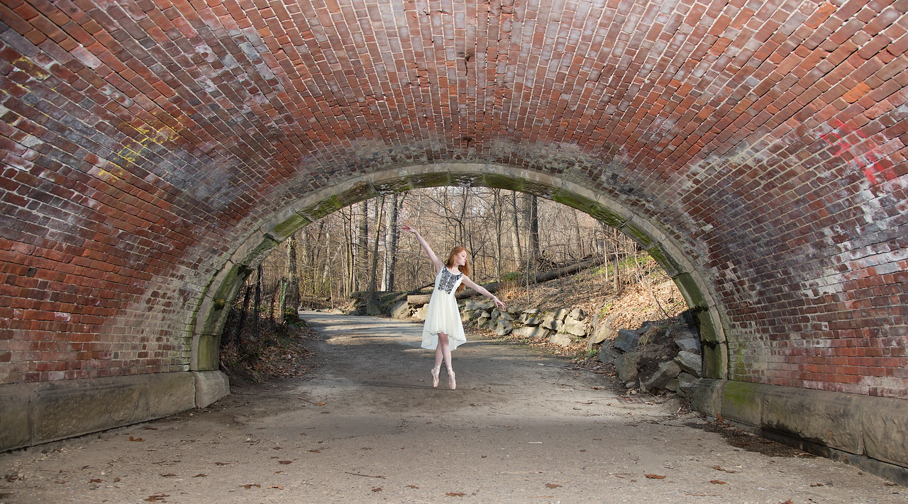 Dancer: Vanessa Moore, NYC Central Park