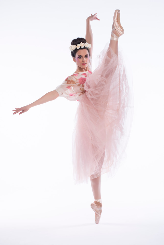 Dancer: Joanna Wronska