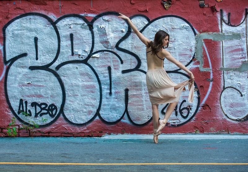 Dancer: Taylor Habershaw