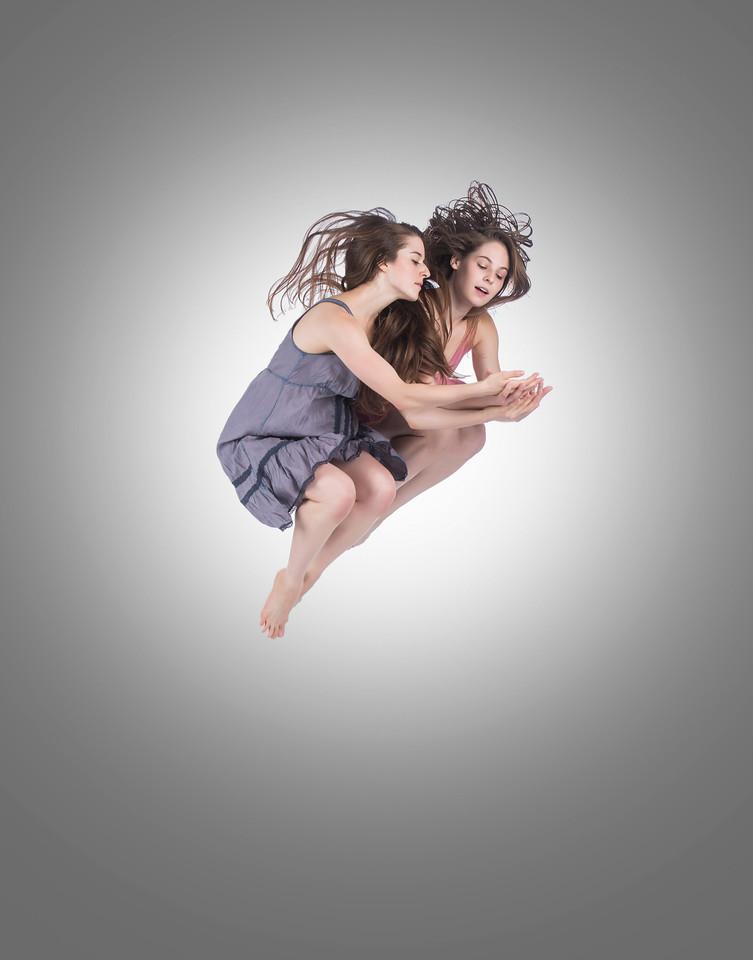 Dancers:  Natalie Deryn Johnson and Sarah Bauer