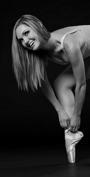 Dancer/Model: Jill Sydney McPhee, MUA: Ximena Ocha, Stylist: Alison Friedman