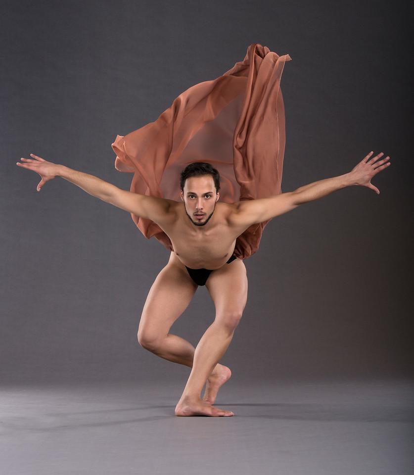 Dancer: Alessio Crognale, Graham 2