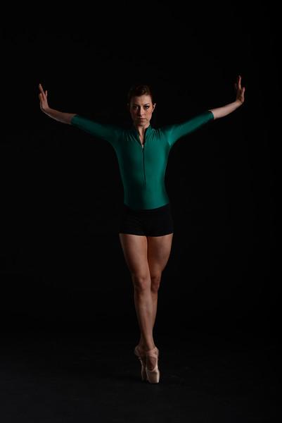 Dancer: Courtenay Krieger