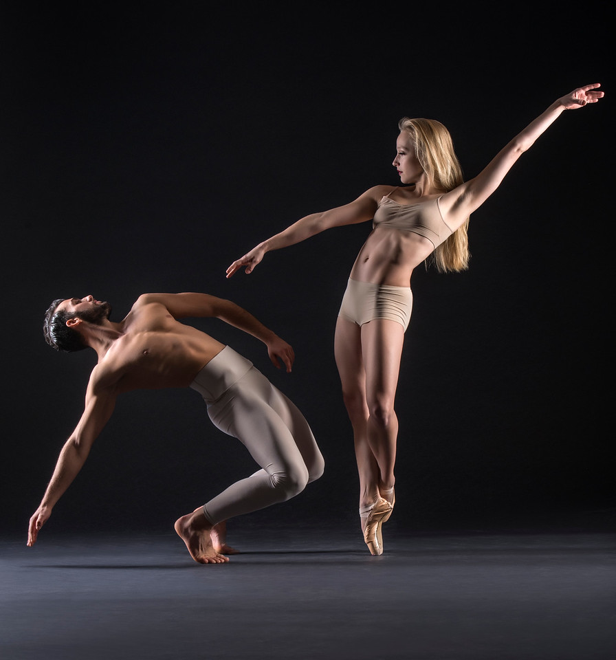 Dancers:  Jessica Sgambelluri  and Antonio Cangiano, Graham 2