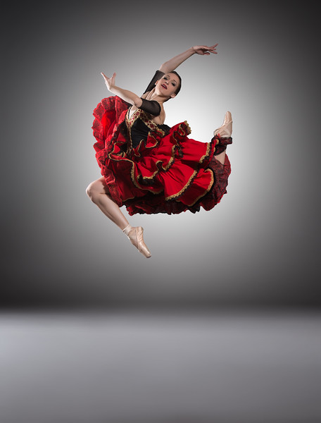Dancer: Maria Vittoria Villa , Martha Graham Dance Company