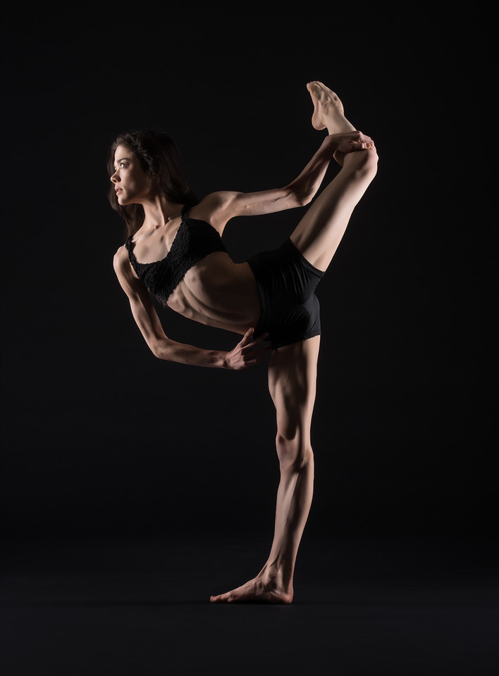 Dancer: Laurie Deziel , Martha Graham Dance Company
