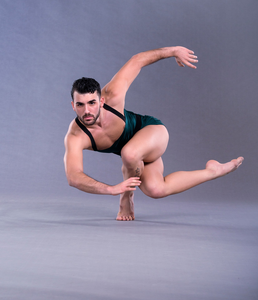 Dancer: Antonio Cangiano, Graham 2