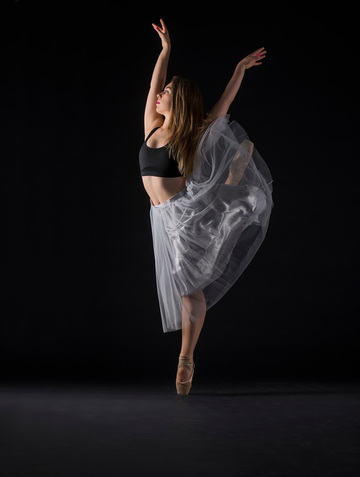 Dancer: Hannah Bush