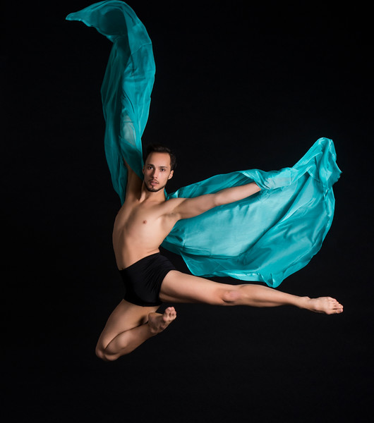 Dancer: Alessio Crognale, Martha Graham Dance Company