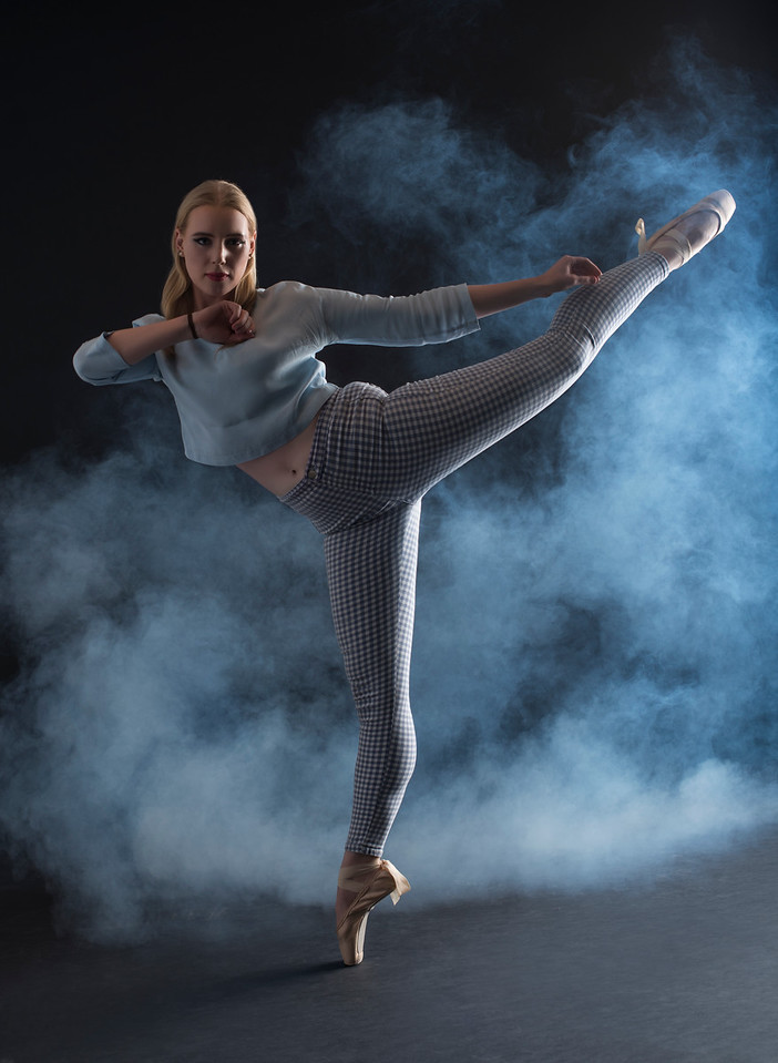 Dancer/Model: Charlotte Reardon, MUA: Ximena Ocha, Stylist: Alison Friedman