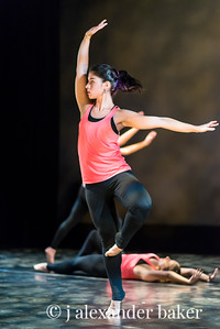 Dancer, NYU