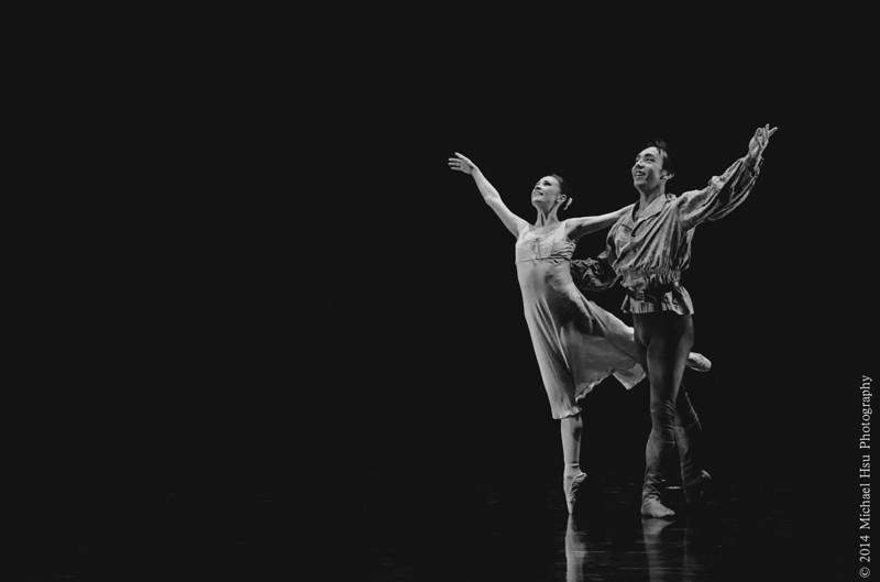 Romeo and Julie, Canada Ballet Jorgen, Toronto