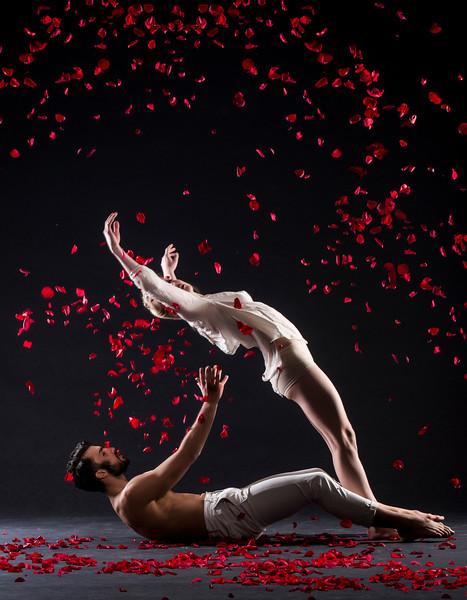 Dancers:  Jessica Sgambelluri  and Antonio Cangiano, Graham 2