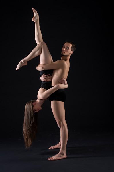 Dancers: Maria Vittoria Villa and Alessio Crognale, Martha Graham Dance Company
