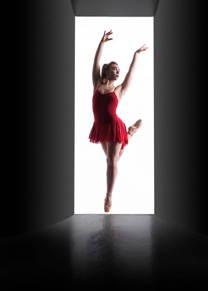Dancer: Hannah Bush
