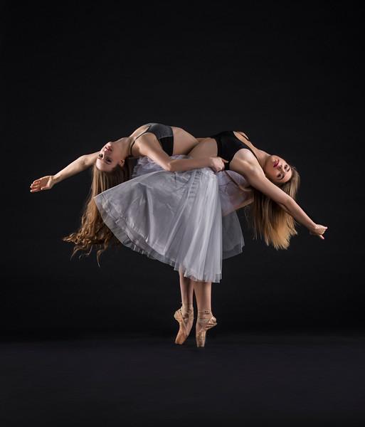 Dancers: Rochelle Rankin and Hannah Bush