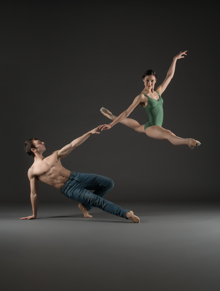 Betsy McBride and Simon Weller, ABT