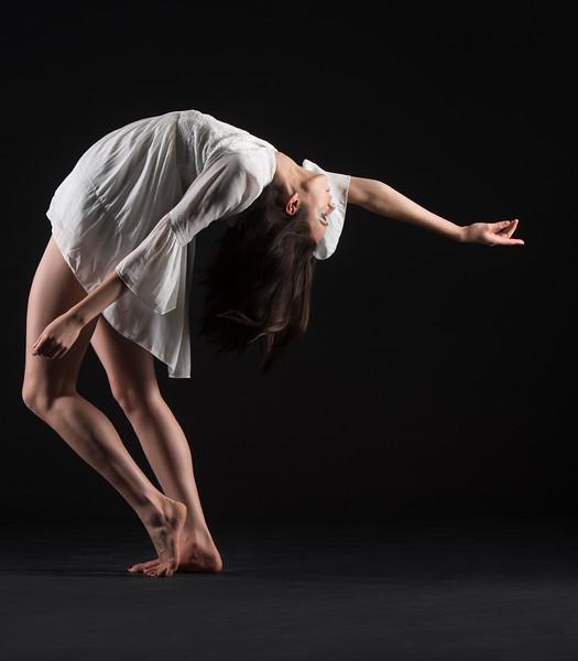 Dancer: Bronwyn Jolley, Joffrey Ballet