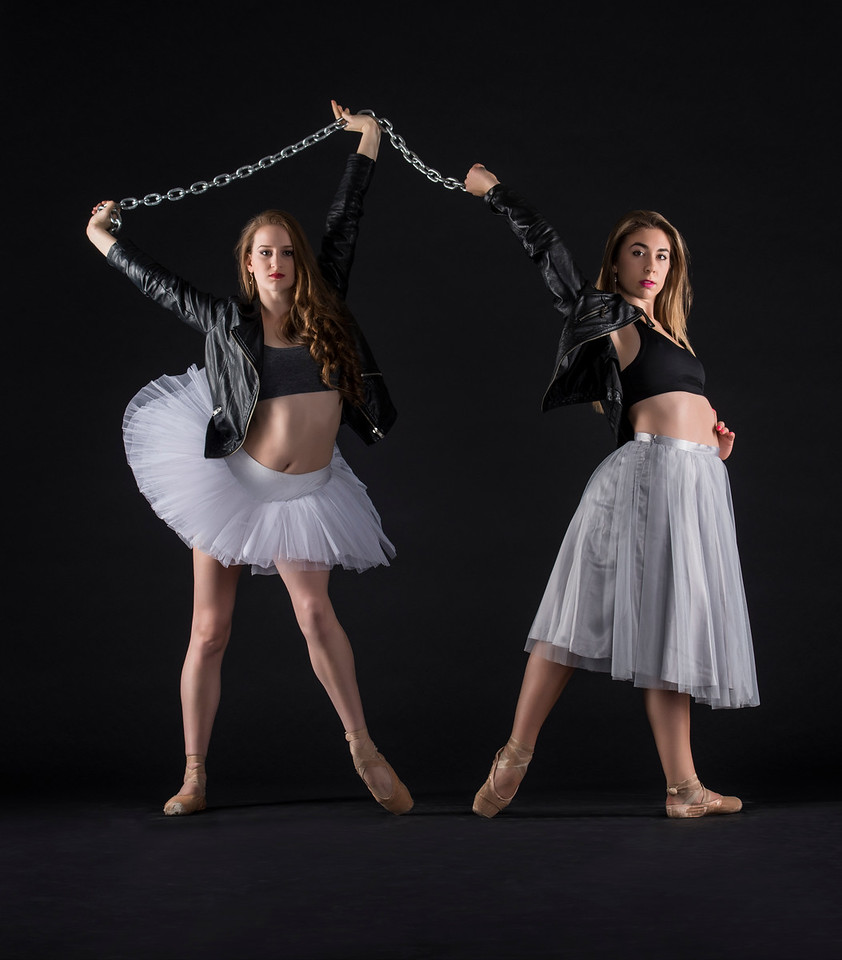Dancers: Rochelle Rankin and Hannah Bush