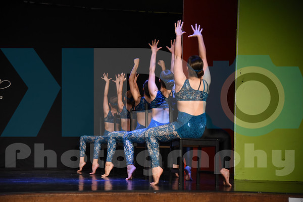Senior Acro Troupe