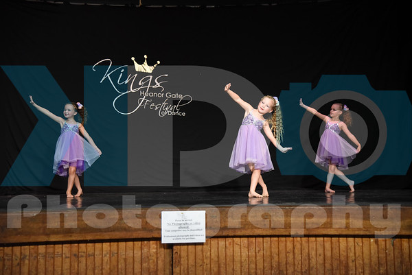 6 and Under and age 7-9 Lyrical Trio