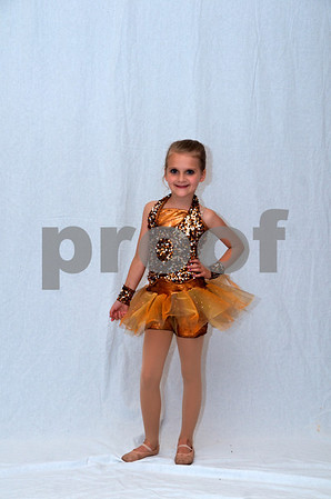 Sat 9:00 6-7 Yrs Old Bronze Outfit