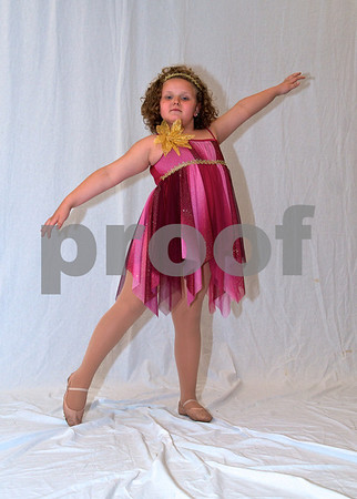 Thurs 5:15 7-8 Yr Olds Pink Outfit