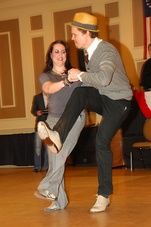 02 - Lindy - Strictly Swing - Invitational